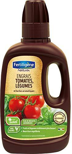 Fertiligène Engrais Tomates et Légumes Bio, 400 ML