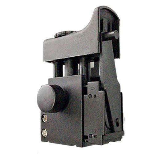 Nrpfell Reemplazo del Interruptor de Control de Velocidad de Taladro EléCtrico para Hitachi 321632 D10VH D10VC2 DV16V FDV16VB2 10Mm Accesorios de Herramientas EléCtricas
