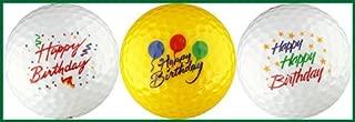 Best birthday golf balls Reviews