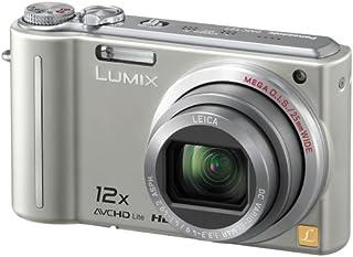 パナソニック デジタルカメラ LUMIX (ルミックス) TZ7 シルバー DMC-TZ7-S