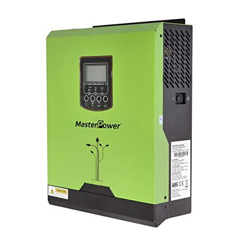 Inverter caricatore ibrido UM 3000 W 24 V MPPT