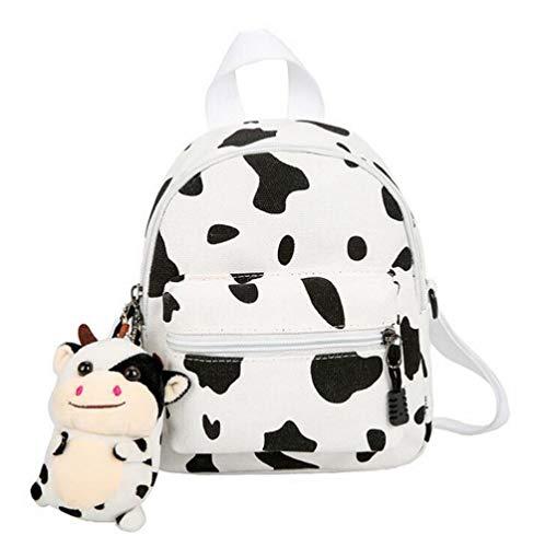 EPRHAN Mochila para niños con diseño de animales para niños y niñas