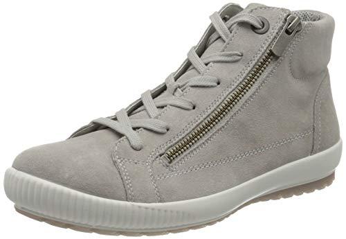 Legero Damen Tanaro Hohe Sneaker, Grau (Aluminio (Grau) 25), 40 EU