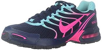 Nike Womens Air Max Torch 4 Running Shoe  7.5 Midnight Navy/Pink Blast