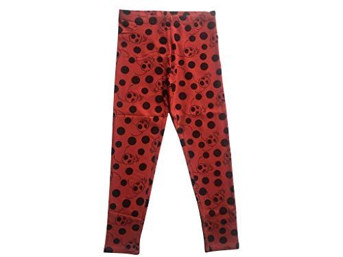 ZAG Miraculous Ladybug Leggings (rot, 140)