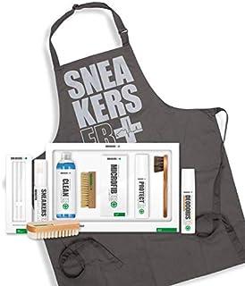 SNEAKERS ER Premium Sneaker Care Kit/Bundle 2 per la pulizia e la protezione di scarpe da ginnastica, scarpe e scarpe