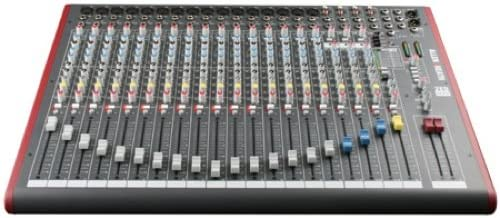 Allen & Heath ZED-22FX, 22-Channel Mixer with USB Interface and Onboard EFX