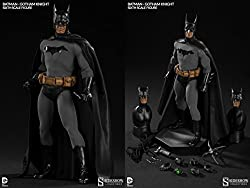 Sideshow DC Comics Batman 'Gotham Knight' 1/6 Scale 12-inch Action Figure