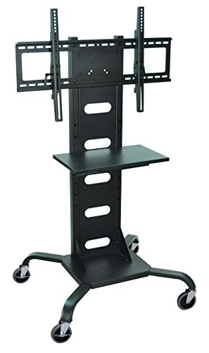 Luxor WPSMS51 - Mobile Flat Panel TV Stand and Mount