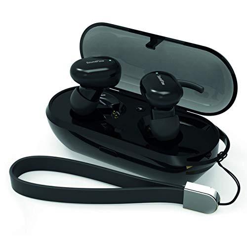 Wee'Plug SOUNDFLOW I15 Black koptelefoon voor volwassenen, Bluetooth, eenheidsmaat, zwart