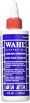 Wahl Professional - Clipper Oil for Hair Clippers and Trimmers #3310 - 4 oz