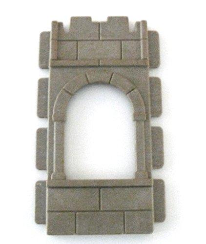 playmobil- ® - 2 Burg Ritterburg 3666 3667 Wand Mauer mit Fenster Durchbruch