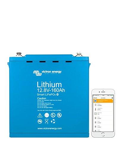 Victron Energy - Batería Litio LFP 90Ah 12,8V Smart Victron Energy Almacenamiento...