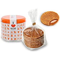 Daelmans Stroopwafels in Orange Tin