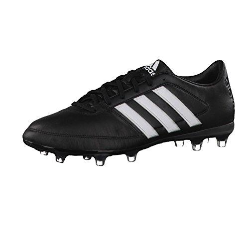 adidas adidas Unisex-Erwachsene Gloro 16.1 FG Fußballschuhe, Schwarz (Core Black/Ftwr White/Matte Silver), 38 EU