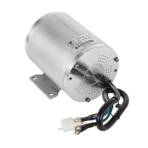 Mophorn DC Motor 48V Permanent Magnet Motor 1800W Permanent Magnet Micro DC Motor Hochgeschwindigkeit niederige Lärm für mini Bike Quad und Karting