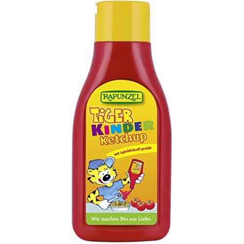 Rapunzel Ketchup Tiger in der Squeezeflasche, 500 ml