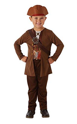Disney–i-630787m–Disfraz clásico Jack Sparrow–Pirates of The Caribbean 5–Talla M