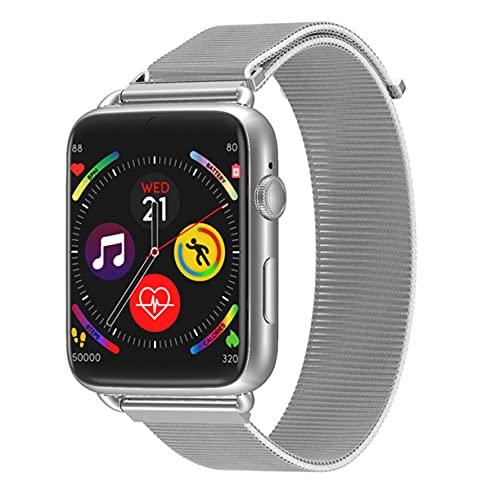 Lazzzgua 4G Smart Watch con cámara Frontal 1.82 Pulgadas IPS Pantalla táctil Completa 780mAh Big Batería Fitness SmartWatches 3GB 32GB Pulsera Deportiva para Hombres Mujeres para iPhone Android