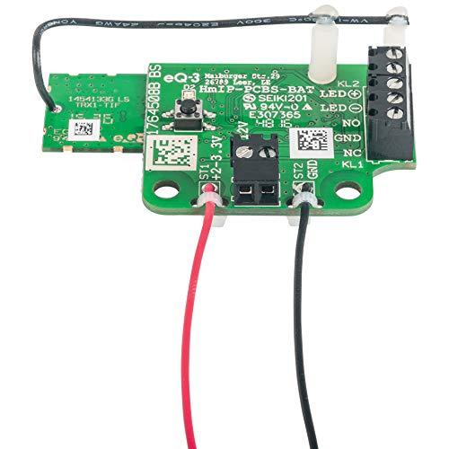 Homematic IP ELV Komplettbausatz Schaltplatine für Batteriebetrieb HmIP-PCBS-BAT