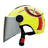 NJ Elektroroller Helm