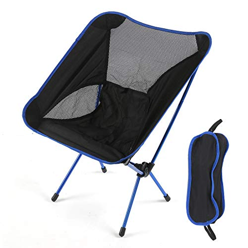 Coldshine Portable Camping Chair Small Collapsible
