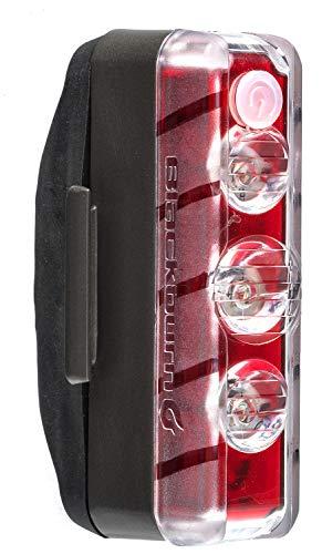 Blackburn 7097042 Iluminación Trasera LED - Luces de Bicicleta (Iluminación Trasera, Negro, IP67, LED, Luz Intermitente, Luz Continua, Batería)