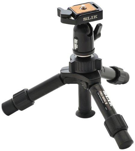 Slik SL-CMINPDQ Mini Pro DQ Dreibeinstativ mit Kopf