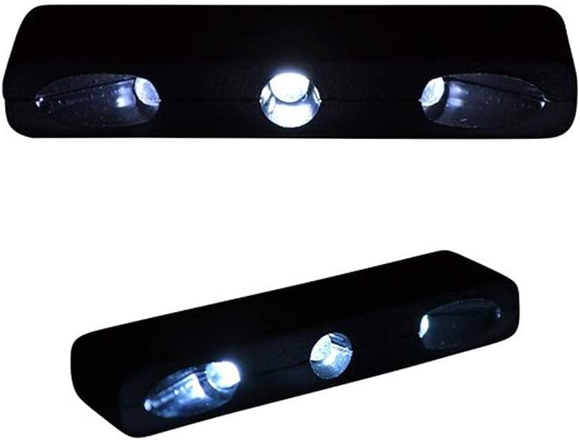 LED Luz de Matrícula Moto, Scooter, Quad, Trike, Atv