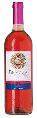 6x 0,75l - 2019er - Lungarotti - Brezza Rosa - Umbria I.G.T. - Umbrien - Italien - Rosé-Wein trocken