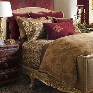 Lauren by Ralph Lauren Venetian Court Set of 2 Standard Pillowcases; Leopard