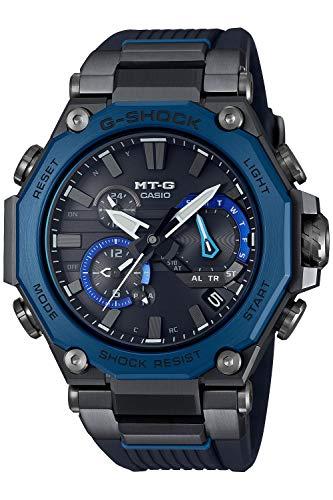 [カシオ] 腕時計 ジーショック MT-G Bluetooth 搭載 電波ソーラー デュアルコアガード構造 MTG-B2000B-1A2JF メンズ グレー