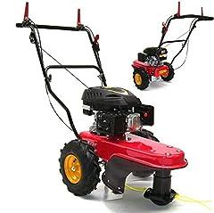 Weidemaaier hoge grasmaaier met wielaandrijving 56754 roterende maaibalkmaaier, sikkelmaaier grasmaaier 60cm 7PS*