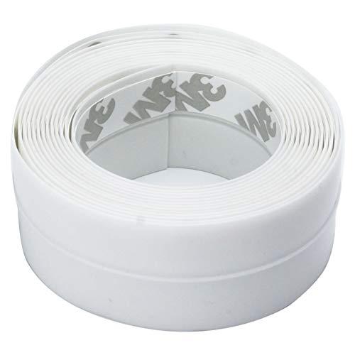 prendre すきま風 防止シート テープ 隙間風 防止 すき間風 対策 ストッパー 窓 サッシ ドア 埃 害虫 プロテクト (ホワイト) PR-BREEZETAPE-WH