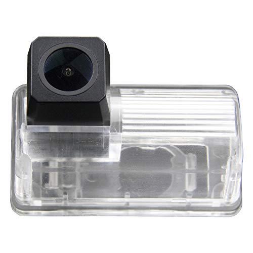 170° HD Rückfahrkamera 1280 * 720 Pixel 1000TV Linien Kamera Rückfahrkamera wasserdicht Nachtsicht Rückansicht Einparkhilfe für Toyota Corolla Verso 2004-2100