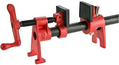 Bessey BPC-H12 1/2-Inch H Style Pipe Clamps