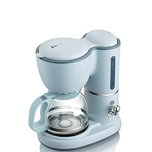 MJYDQ Máquina de café Completamente automática Tipo Goteo doméstico pequeña Mini cafetera Tetera y Tetera de Doble Uso