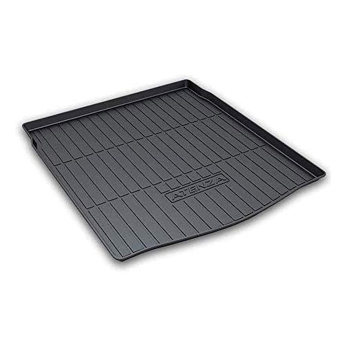 Coche Goma Alfombrillas para maletero, para Mazda Atenza 2014-2019 Antideslizante Tapete La Bandeja del Piso Boot Liner Mat Accesorios De Interior