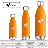 Aorin 750ml Trinkflasche (Orange) - 3