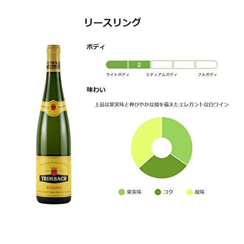 トリンバックリースリング[白ワイン辛口フランス750ml]