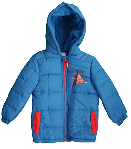 Marvel Spiderman Kids Padded Jacket (Azul, 3 Años)