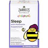 Zarbee's Naturals Children's Sleep with Melatonin (Pack of 4)