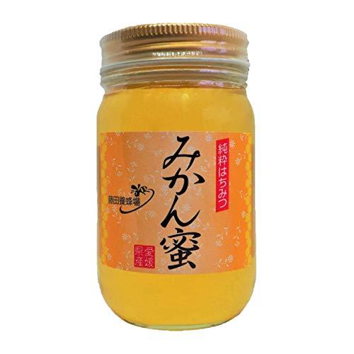柑橘王国の品格 愛媛県産 みかん蜂蜜 フレッシュで自然な味わい 無農薬に近いみかん畑 梅漬け 梅干し レモン漬け 愛媛みかん蜂蜜