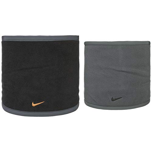Nike Reversible Neck Warmer (one size, black/anthracite)