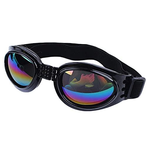 Gafas de sol plegables para perros Protección de ojos para mascotas Gafas polarizadas