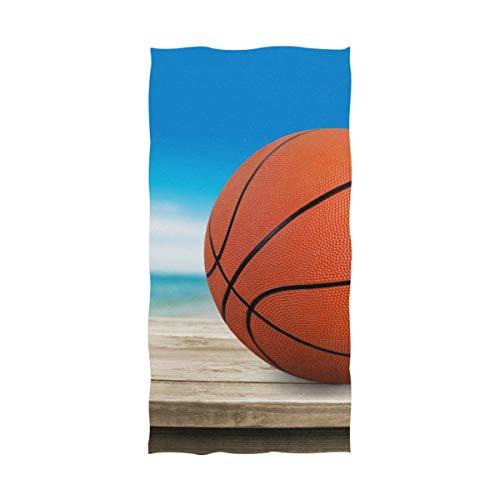 DEZIRO NBA - Toalla de baño para Deportes de Baloncesto