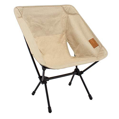 [ ヘリノックス ] Helinox 折りたたみチェア チェアホーム Chair Home コンフォートチェア 10102 ベージュ/ブラック Beige/Black イス いす アウトドア キャンプ 釣り コンパクト [並行輸入品]