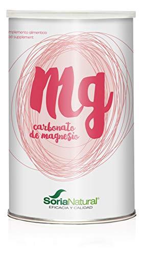 Carbonato De Magnesio Santiveri Marca Soria Natural