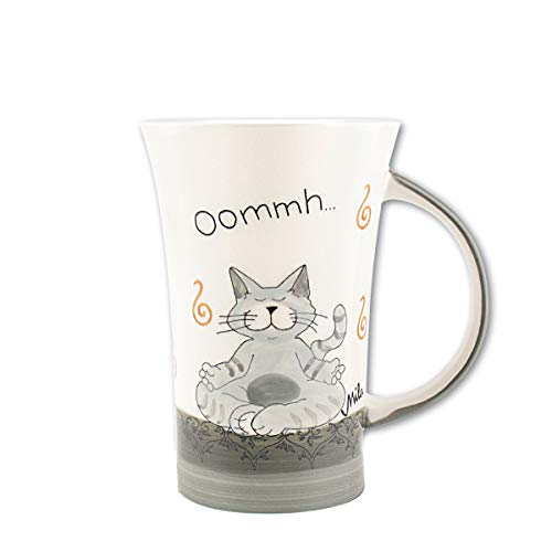Mila Keramik-Becher, Coffee Pot, Oommh Katze Pure | MI-82402 | 4045303824027