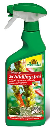 Schädlingsfrei Spruzit AF 500 ml Sprühmittel Neudorff